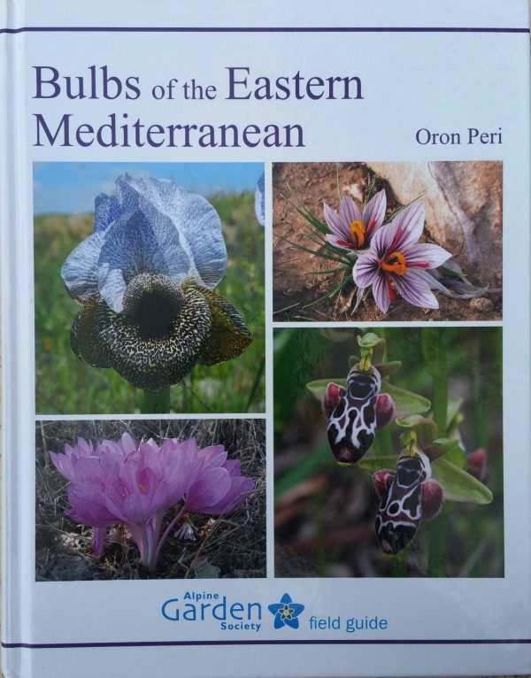Bulbs of the Eastern Mediterranean – cover docx.docx